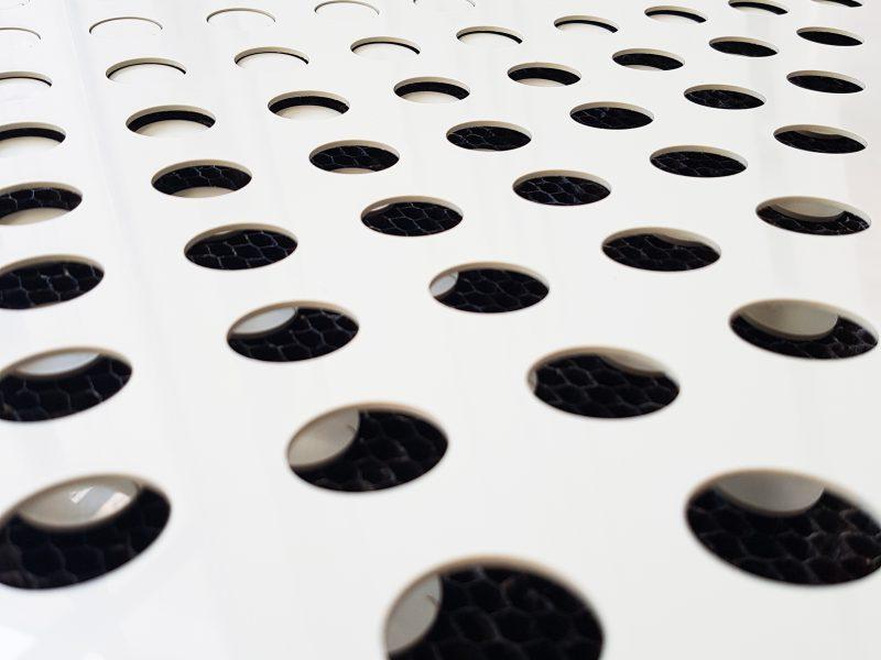 Montageschablonen aus Polypropylen